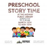 Preschool Story Time @ Midway Public Library